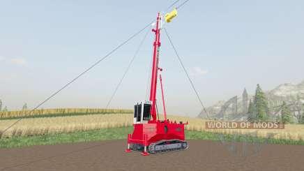Madill 172B for Farming Simulator 2017