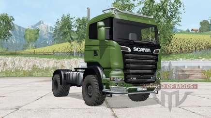 Scania R730 Streamline Agro for Farming Simulator 2015