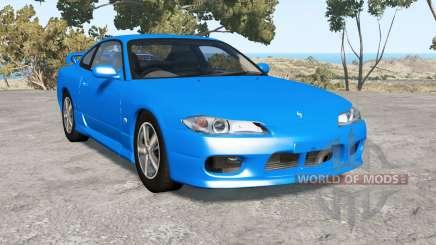 Nissan Silvia Spec-R Aero (GF-S15) 1999 v1.1 for BeamNG Drive