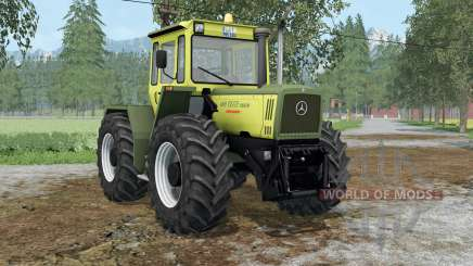 Mercedes-Benz Trac 1800 intercooleɾ for Farming Simulator 2015