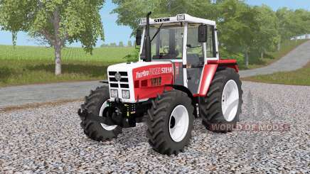 Steyr 8000A Turbo for Farming Simulator 2017