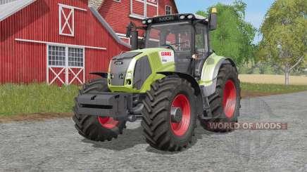 Claas Axioɳ 800 for Farming Simulator 2017