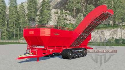 Amity sugar beet cart for Farming Simulator 2017