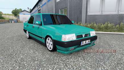 Tofas Dogan SLX for Euro Truck Simulator 2