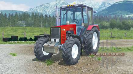 MTH-1025 Belaruꞔ for Farming Simulator 2013