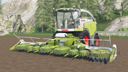 Claas Jaguaᶉ 900 for Farming Simulator 2017