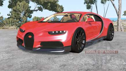Bugatti Chiron 2016 v1.1 for BeamNG Drive