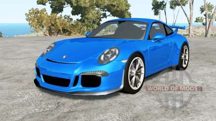 Porsche 911 GT3 (991) 2014 for BeamNG Drive
