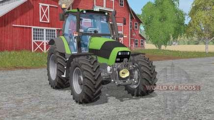 Deutz-Fahr Agrotroᵰ 165 for Farming Simulator 2017
