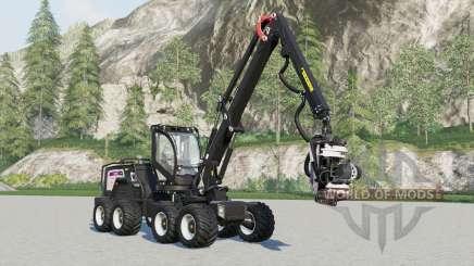Logset 8H GTE Hybrid for Farming Simulator 2017