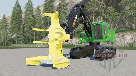 John Deere 959M v2.0 for Farming Simulator 2017