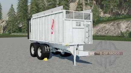 Fliegl TMK 266 Bulᶅ for Farming Simulator 2017