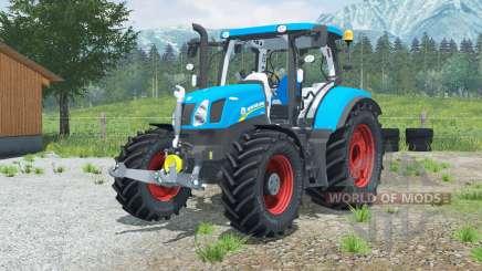 New Holland Ƭ6.160 for Farming Simulator 2013