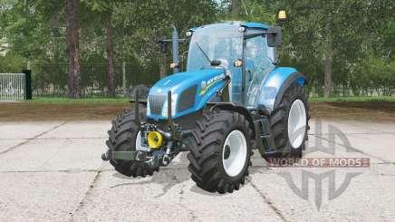 New Holland T5-serieᵴ for Farming Simulator 2015