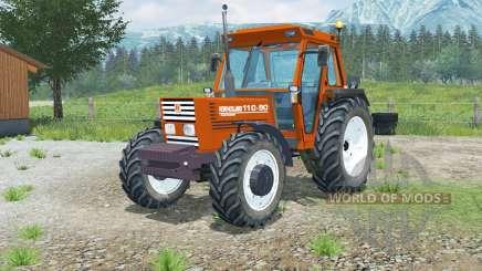 New Hollanɗ 110-90 for Farming Simulator 2013