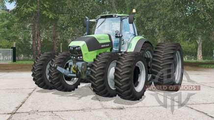 Deutz-Fahr 7250 TTV Agrotrƍn for Farming Simulator 2015