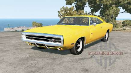 Dodge Charger RT (XS29) 1970 for BeamNG Drive