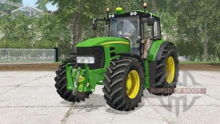 John Deere 7530 Premiuᵯ for Farming Simulator 2015