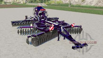 Kuhn Discolander XM 52 metallic for Farming Simulator 2017