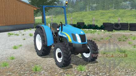 New Holland T40ⴝ0 for Farming Simulator 2013