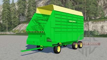 John Deere 716 for Farming Simulator 2017