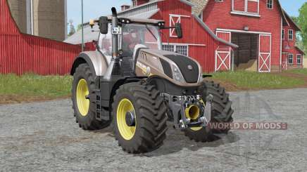 New Holland T7-seᶉies for Farming Simulator 2017