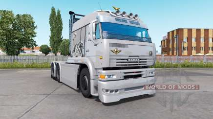 Kamaz-6460 Turbo Dieseᶅ for Euro Truck Simulator 2