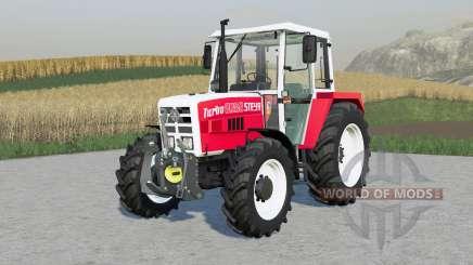 Steyr 8080A & 8090A Turbƍ for Farming Simulator 2017