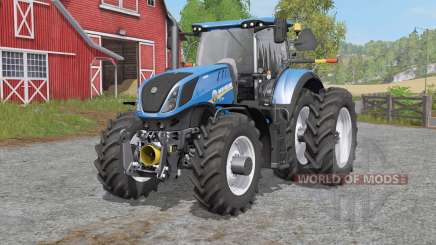 New Holland T7-seᵲies for Farming Simulator 2017