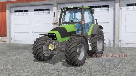 Deutz-Fahr Agrotroɲ 165 for Farming Simulator 2017