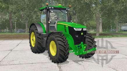 John Deere 7290R & 8370R for Farming Simulator 2015