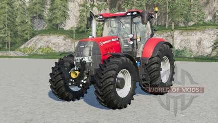 Case IH Puma 100 CVꞳ for Farming Simulator 2017