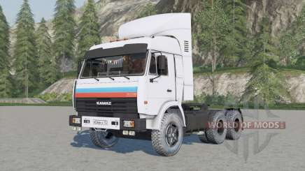 Kamaz-5411ⴝ for Farming Simulator 2017