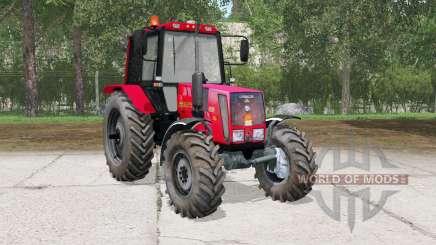 Mth-826 Belarus for Farming Simulator 2015