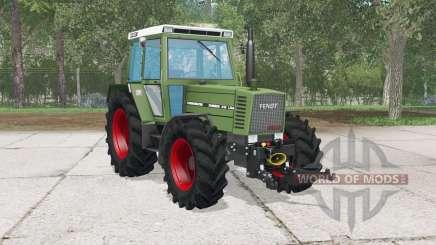 Fendt Farmer 310 LSA Turbomatiꝁ for Farming Simulator 2015