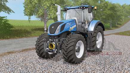 New Holland T7.290 q T7.ӡ15 for Farming Simulator 2017