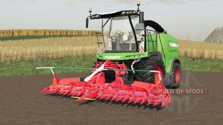 Fendt Katana 65 & 85 for Farming Simulator 2017