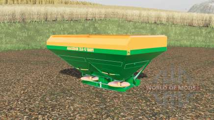 Amazone ZA-U for Farming Simulator 2017