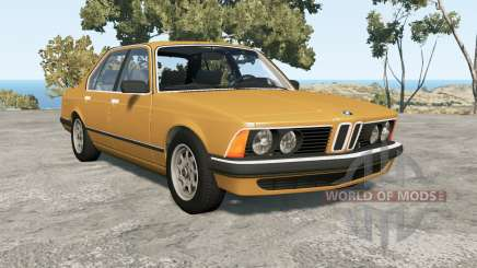 BMW 733i (E23) 1979 v1.18 for BeamNG Drive