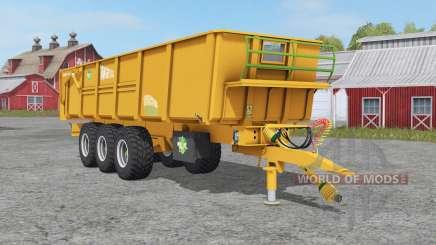 Dangreville 24Ƭ for Farming Simulator 2017
