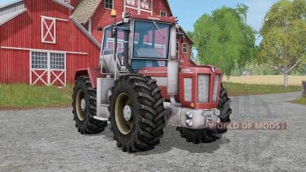 Schluter Super-Trac 2500 VⱠ for Farming Simulator 2017
