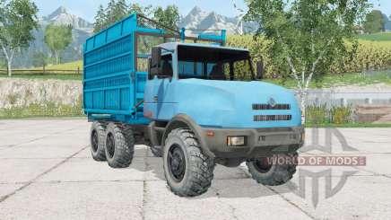 Ural-44202-0321-59 dump truck for Farming Simulator 2015
