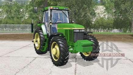 John Deeᶉe 7810 for Farming Simulator 2015