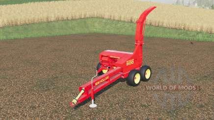 New Holland 900 for Farming Simulator 2017