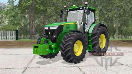 John Deere 7270Ɍ for Farming Simulator 2015