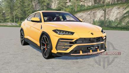 Lamborghini Urus 2018 for Farming Simulator 2017