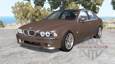 BMW M5 (E39) 2001 v1.18 for BeamNG Drive