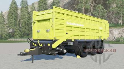 Schuitemaker Rapide 8400W color selectable for Farming Simulator 2017