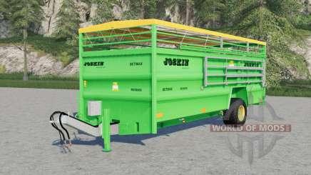 Joskin Betimax RDꞨ 6000 for Farming Simulator 2017