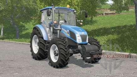 New Holland T4-serieᵴ for Farming Simulator 2017